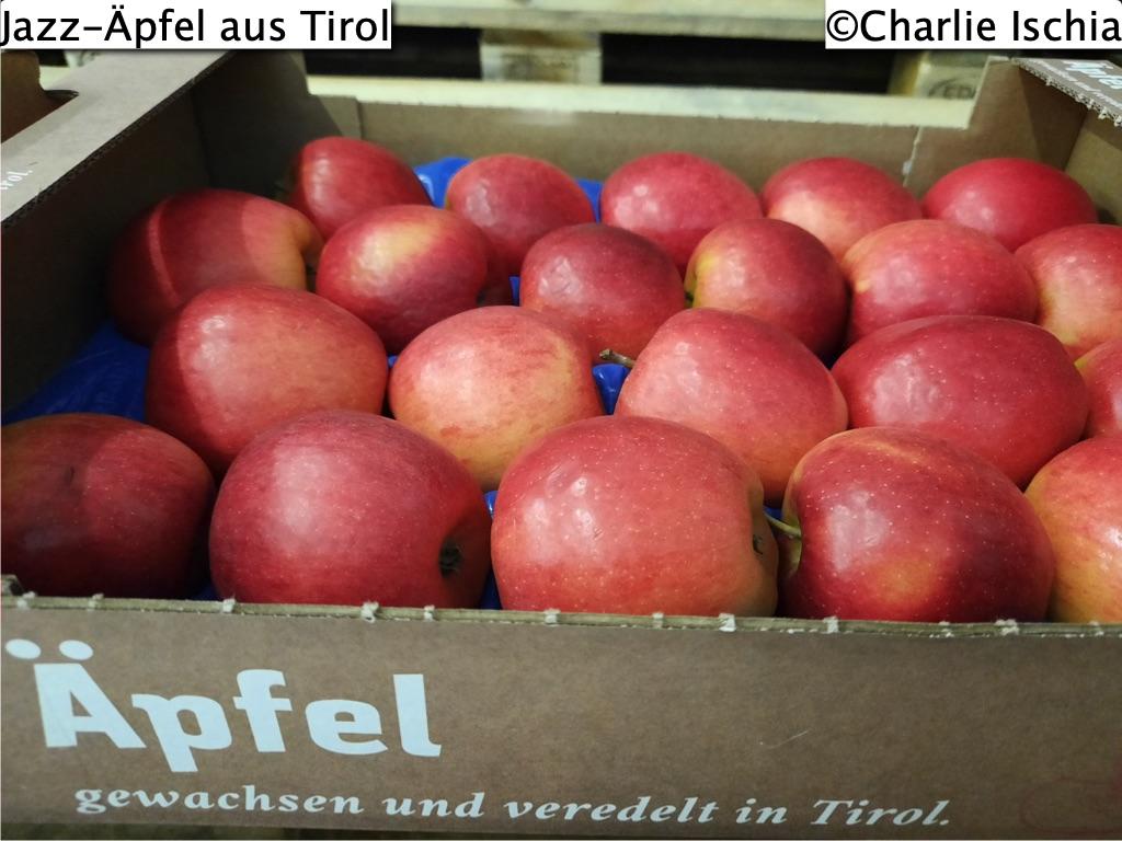 Äpfel aus Tirol